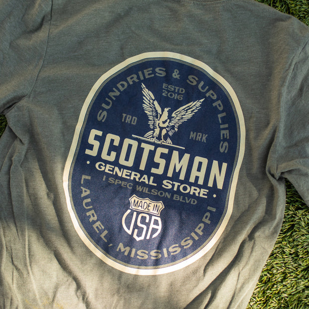USA Eagle Badge T-Shirt