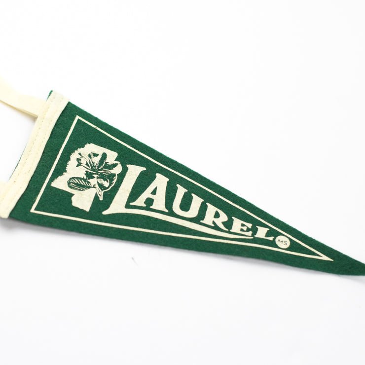 Laurel Mini Pennant