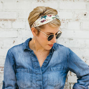Mallorie's Top Knot Headband