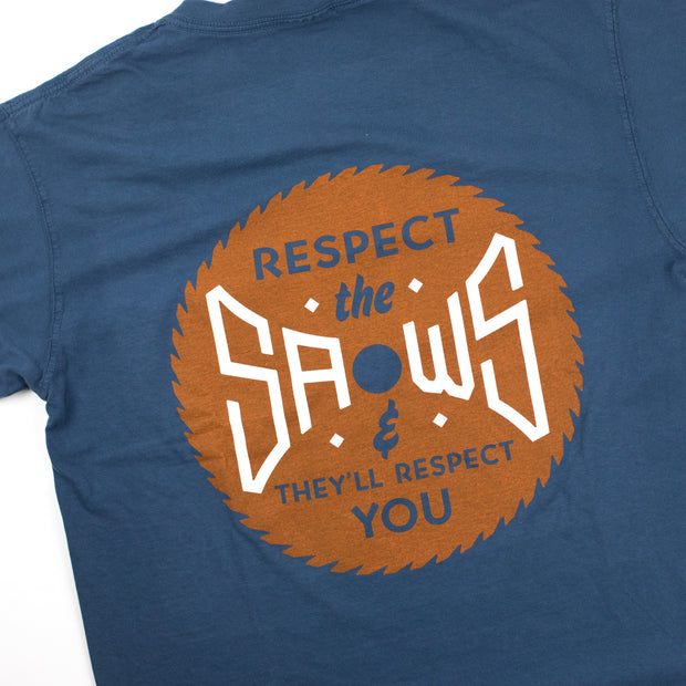 Respect the Saws T-Shirt