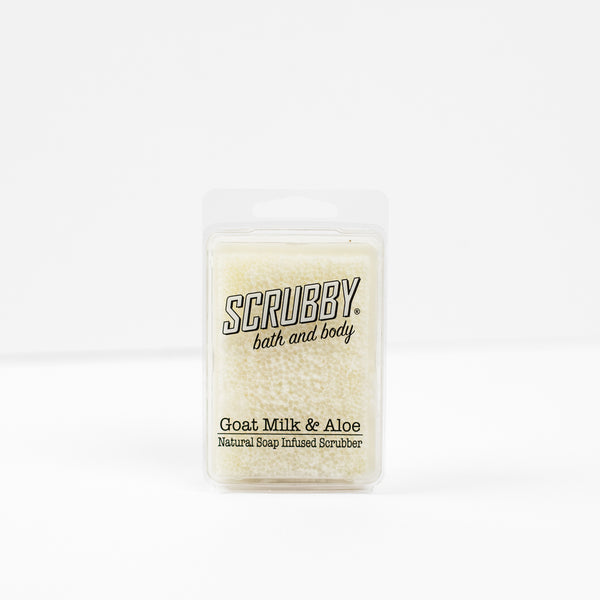 Scrubby Bath & Body - Goat Milk