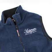 Scotsman Fleece Vest