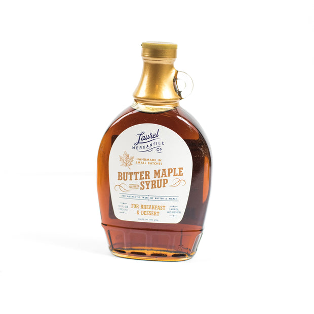 LMCo. Butter Maple Syrup
