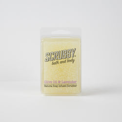 Scrubby Bath & Body - Lavender Olive Oil