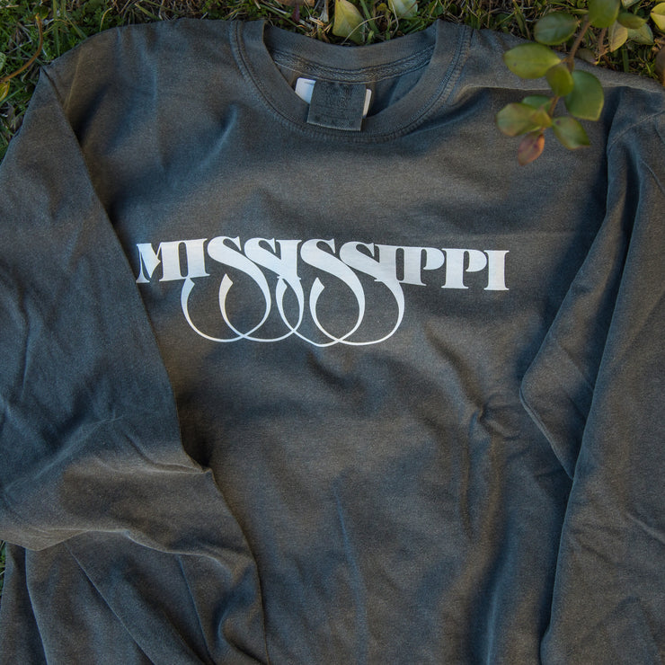 Vintage Mississippi Long Sleeve T-Shirt