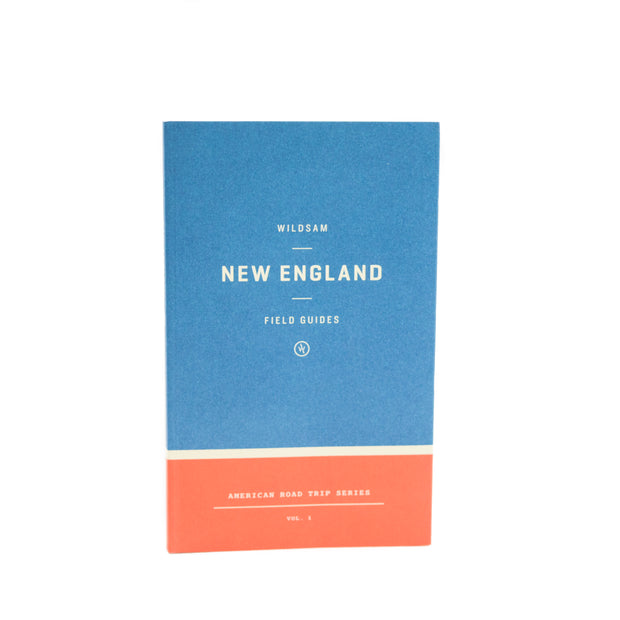 New England Road Trip Field Guide