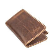 Scotsman Leather Field Notes Wallet