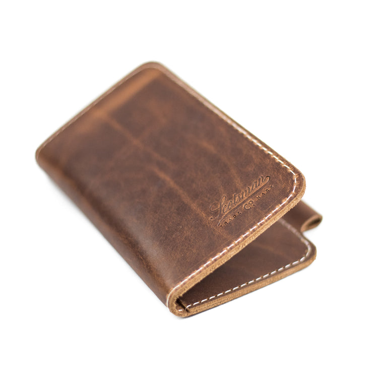 Leather Field Notes Wallet