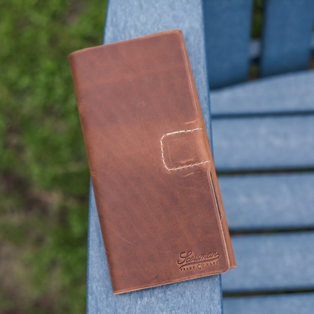 Scotsman Leather Document Folder