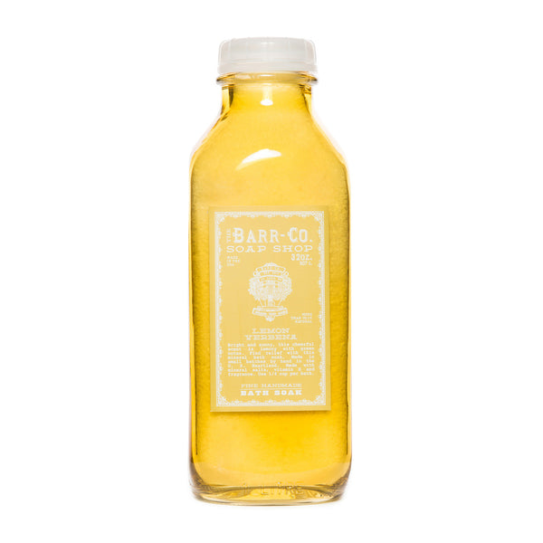Barr-Co. Lemon Verbena Bath Soak
