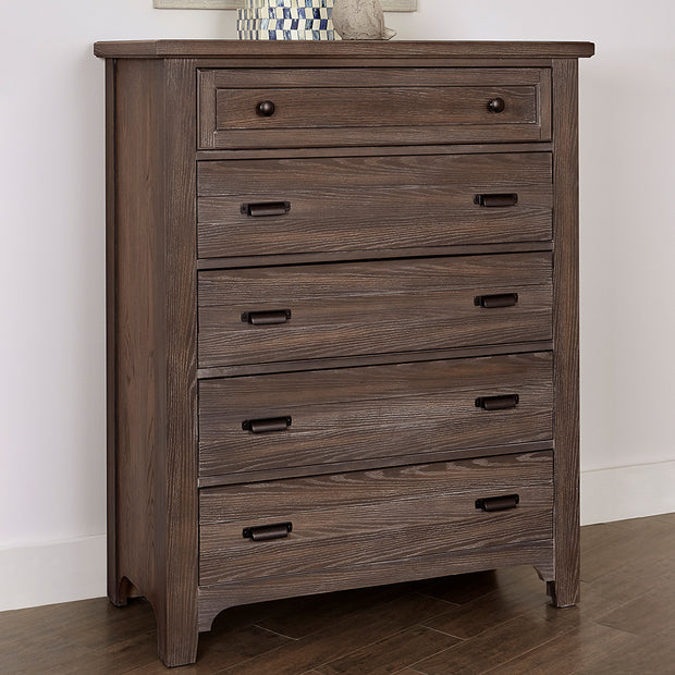 LMCo. Bungalow Collection 5 Drawer Chest