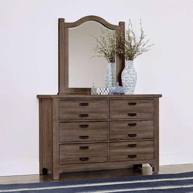 LMCo. Bungalow Collection Double Dresser