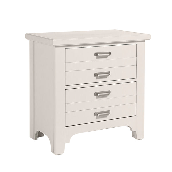 LMCo. Bungalow Collection Nightstand - 2 Drawers