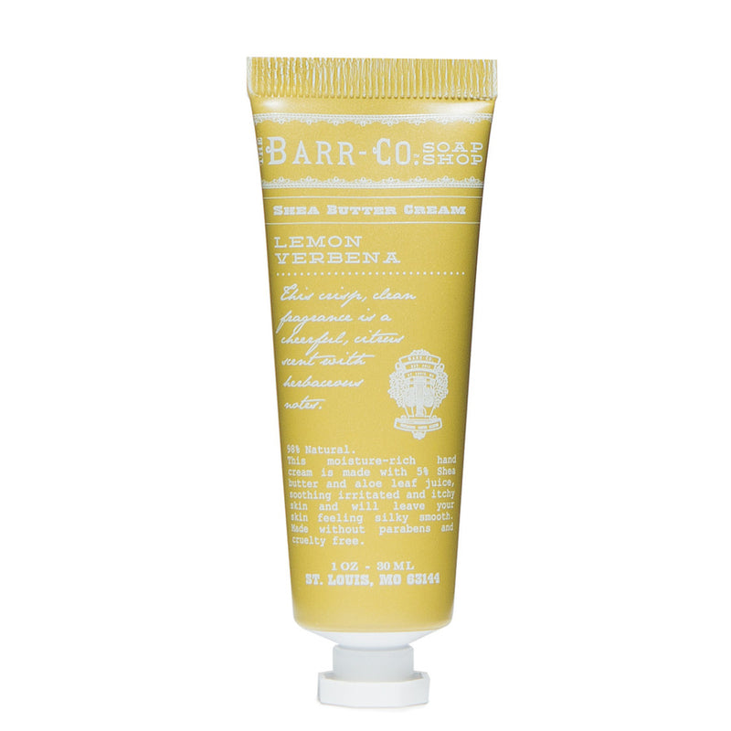 Barr-Co. Lemon Verbena Mini Hand Cream