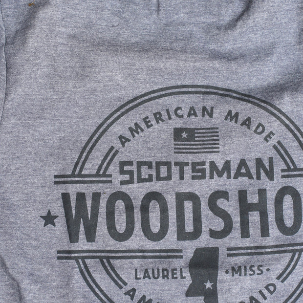Scotsman Wood Shop T-Shirt