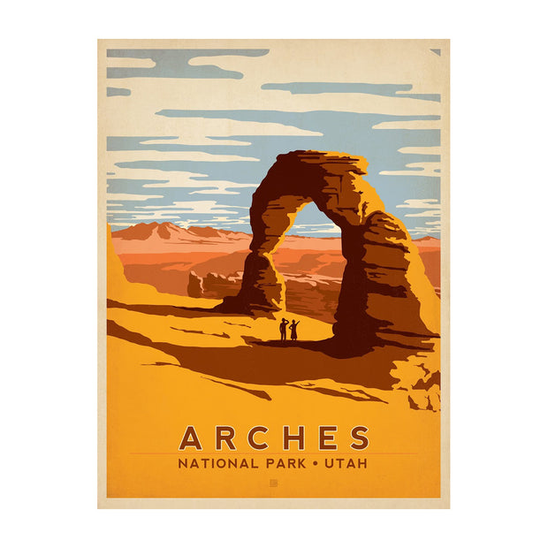 True South Arches Puzzle