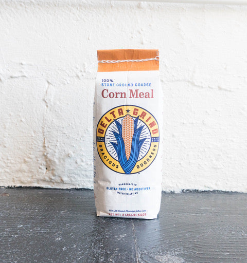 Delta Grind - Yellow Cornmeal