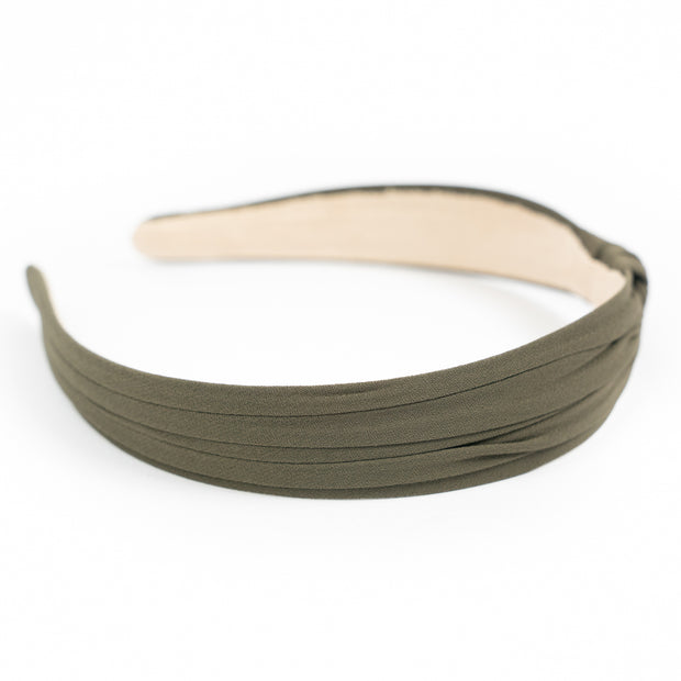Ashliegh's Solid Side Knot Headband