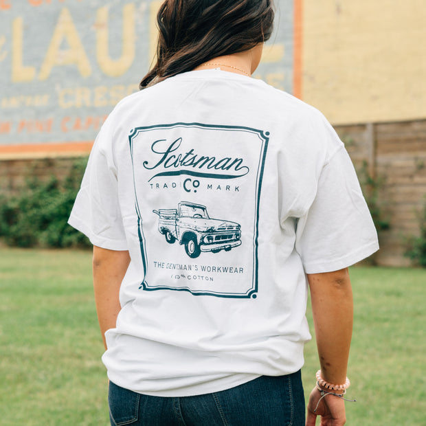 Scotsman Co. Truck T-Shirt