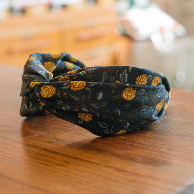 Lucy's Vintage Floral Headband
