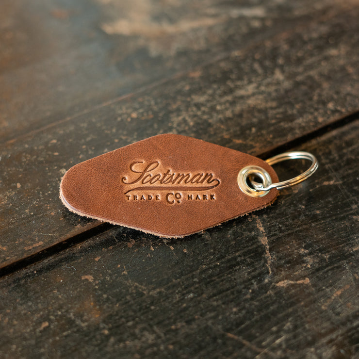 Scotsman Leather Motel Key Fob