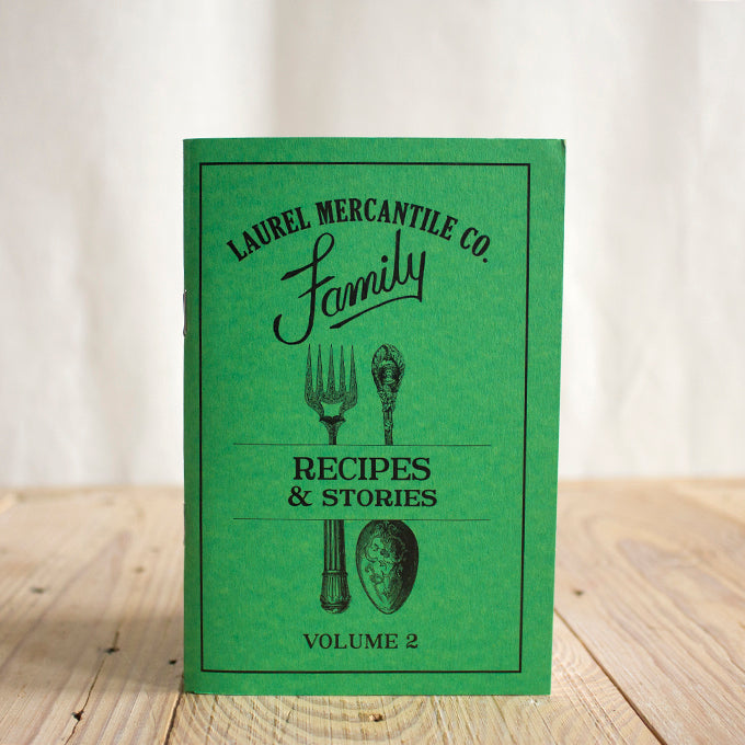 Family Recipes & Stories (Vol. 2)