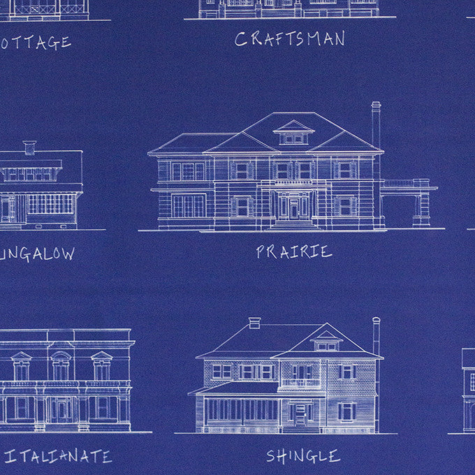 Laurel Architecture Blueprint