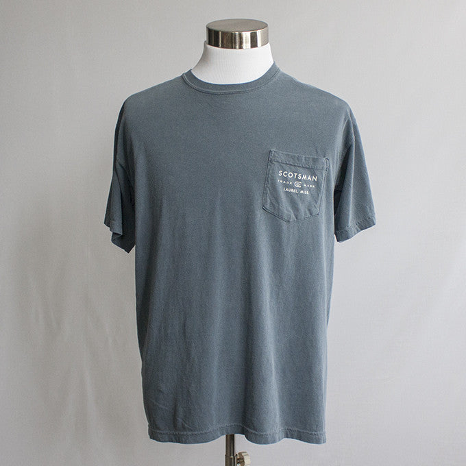 Scotsman Co. Diamond T-Shirt (short sleeve)