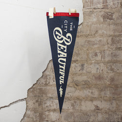 City Beautiful Pennant