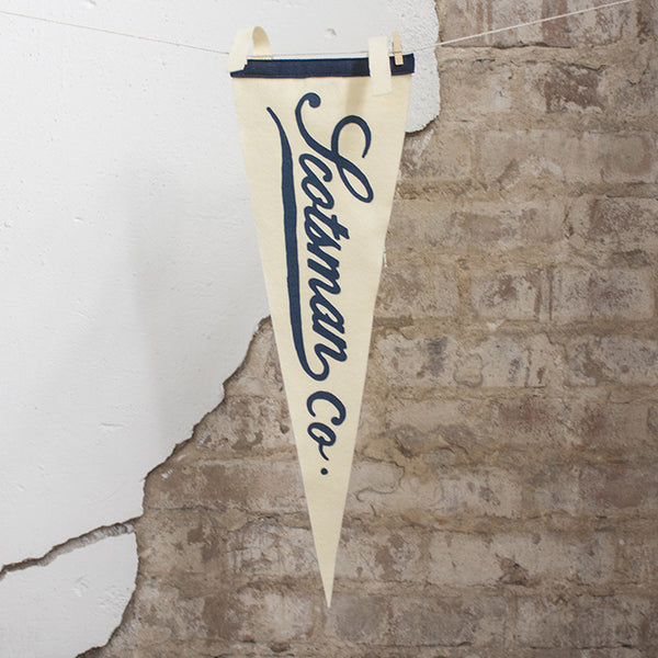 Scotsman Co. Pennant