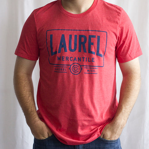Laurel Mercantile Retro T-Shirt