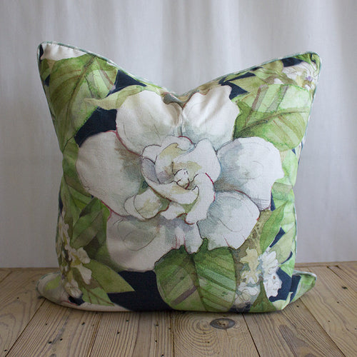 Gardenia Pillow by Adam Trest