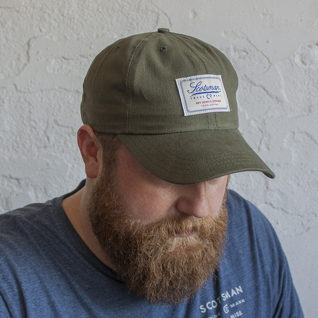 Scotsman Co. Twill Cap