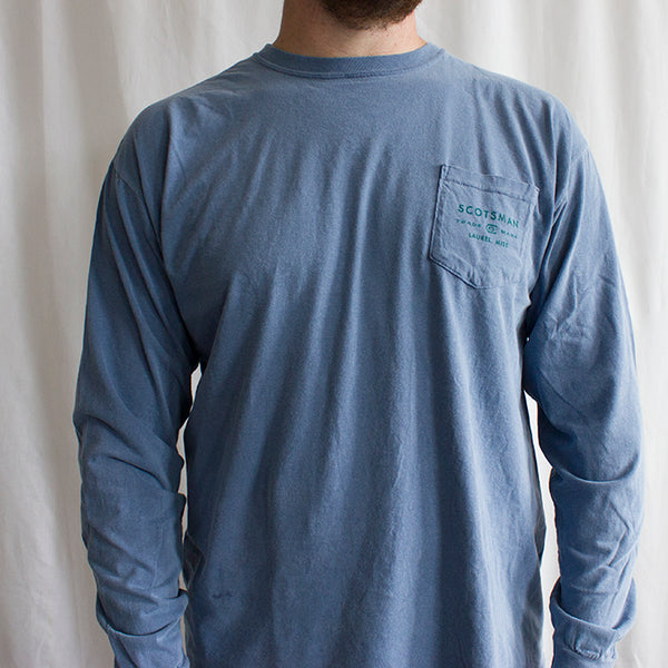Scotsman Co. Truck T-Shirt Long Sleeve
