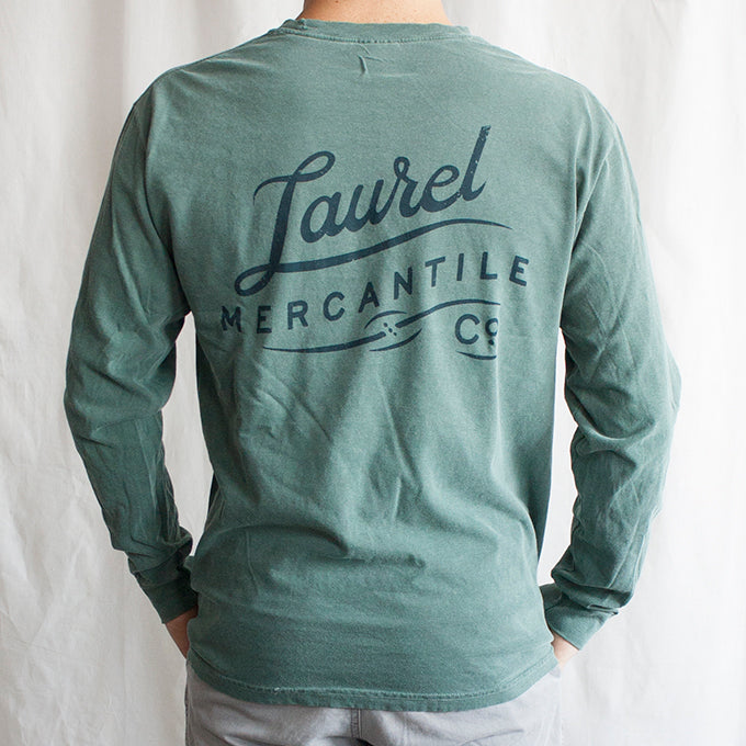 Official Logo T-Shirt - Long Sleeve