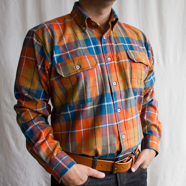 Scotsman Co. Traditional Flannel
