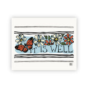 Adam Trest It is Well Print