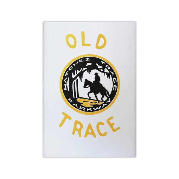 Old Try Old Natchez Trace Print
