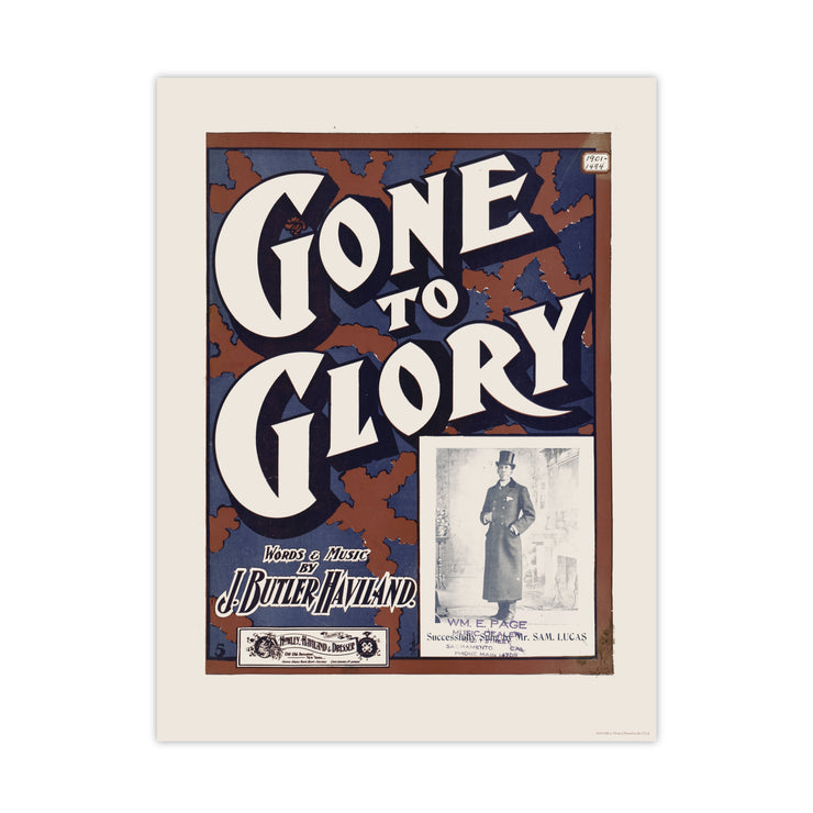 Gone to Glory Poster