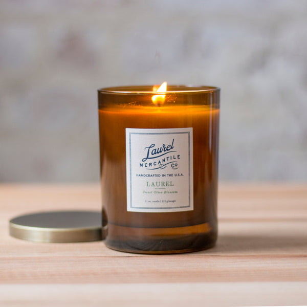 Laurel Candle