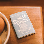 Family Recipes & Stories (Vol. 3)