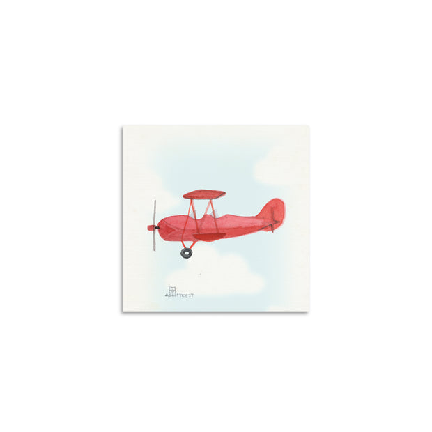Adam Trest Tiny Art Airplane