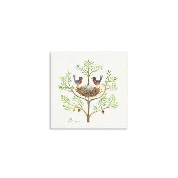 Adam Trest Tiny Art | Nest Print