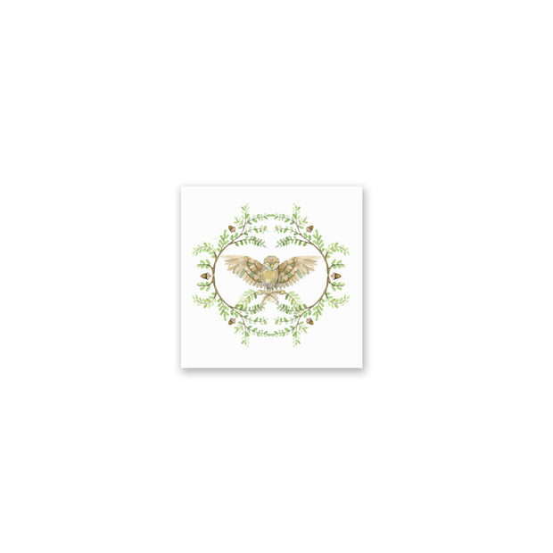 Adam Trest Woodlands | Owl Print