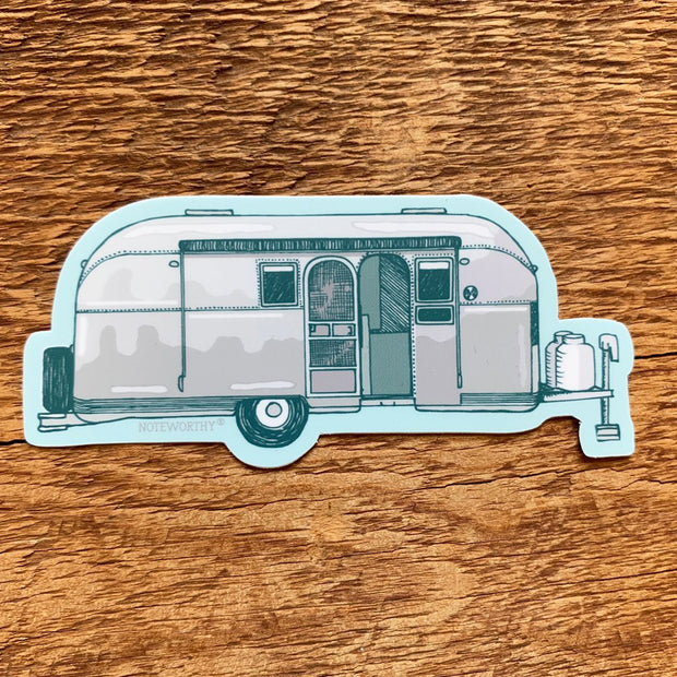 Airstream Sticker