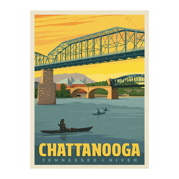 True South Chattanooga Puzzle