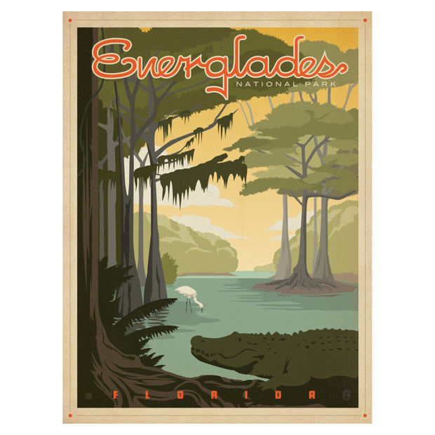 True South Everglades Puzzle