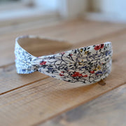 Mallorie's Vintage Floral Headband