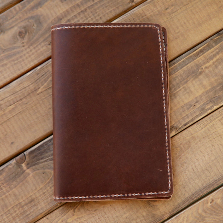 Scotsman Leather Notepad Portfolio