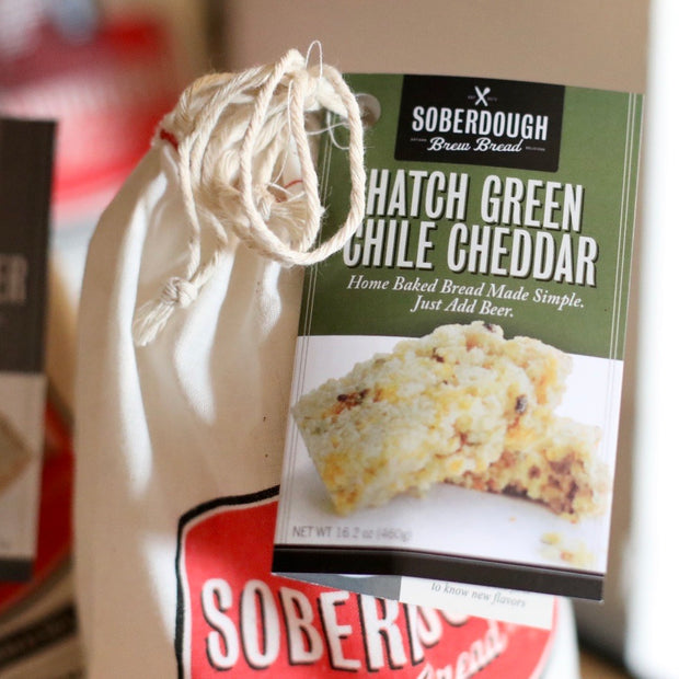 Soberdough - Hatch Green Chile